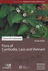 Flora of Cambodia, Laos and Vietnam, Volume 36