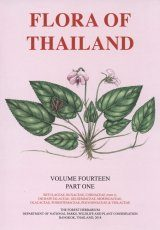 Flora of Thailand, Volume 14, Part 1