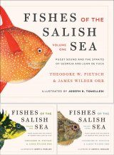 Fishes of the Salish Sea: Puget Sound and the Straits of Georgia and Juan de Fuca (3-Volume Set)