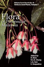 Flora of Peninsular Malaysia, Series II: Seed Plants, Volume 7