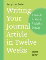 Writing Your Journal Article in Twelve Weeks