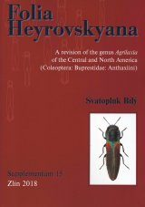 Folia Heyrovskyana, Supplement 15: A Revision of the Genus Agrilaxia of the Central and North America (Coleoptera: Buprestidae: Anthaxiini)