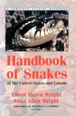 Handbook of Snakes of the United States and Canada, Volume 1