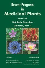 Recent Progress in Medicinal Plants, Volume 46: Metabolic Disorders: Diabetes II