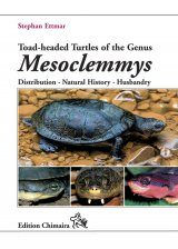 Toad-Headed Turtles of the Genus Mesoclemmys