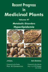 Recent Progress in Medicinal Plants, Volume 47: Metabolic Disorders: Hyperlipidemia