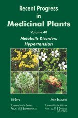 Recent Progress in Medicinal Plants, Volume 48: Metabolic Disorders: Hypertension