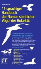 11-sprachiges Handbuch der Namen sämtlicher Vögel der Holarktis [11-Language Handbook to the Names of All Holarctic Birds]