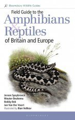 Field Guide to the Amphibians & Reptiles of Britain and Europe