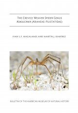 The Crevice Weaver Spider Genus Kukulcania (Araneae, Filistatidae)