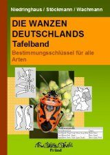 Die Wanzen Deutschlands, Teil 2: Bestimmungsschlüssel für alle Arten [The Bugs of Germany, Volume 2: Identification Keys for all Species]