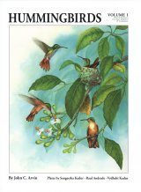 Hummingbirds, Volume 1: North America, Central America & Caribbean