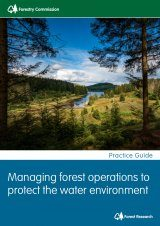 Managing Forest Operations to Protect the Water Environment