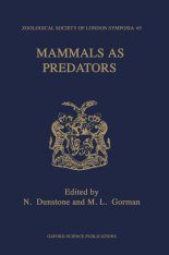 Mammals as Predators