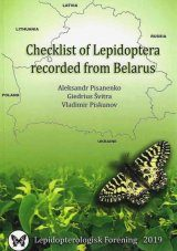 Checklist of Lepidoptera Recorded from Belarus [English / Russian]
