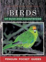 New Zealand's Native Birds Of Bush and Countryside
