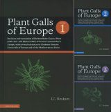 Plant Galls of Europe (3-Volume Set)