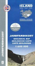 Iceland Geological Map