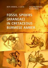 Fossil Spiders (Araneae) in Cretaceous Burmese Amber
