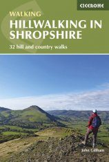Cicerone Guides: Hillwalking in Shropshire