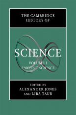 The Cambridge History of Science, Volume 1: Ancient Science