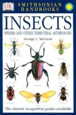 DK Handbook: Insects, Spiders and Other Terrestrial Arthropods