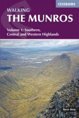 Cicerone Guides: Walking the Munros, Volume 1