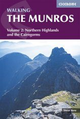 Cicerone Guides: Walking the Munros, Volume 2