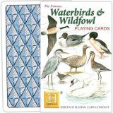 Waterbirds and Wildfowl Playing Cards