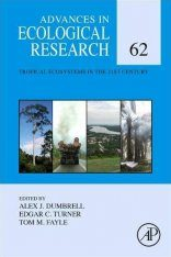 Advances in Ecological Research, Volume 62