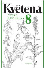 The Flora of the Czech Republic (Květena České Republiky) Volume 8 [Czech]