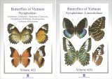 Butterflies of Vietnam, Volume 4: Nymphalidae (2-Volume Set)