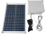 BatLure Solar Power Kit