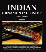 Indian Ornamental Fishes, Volume 1