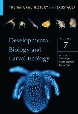 The Natural History of the Crustacea, Volume 7: Developmental Biology and Larval Ecology