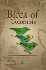An Illustrated Field Guide to the Birds of Colombia