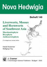 Liverworts, Mosses and Hornworts of Southwest Asia
