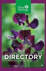 The National Plant Collections Directory 2020