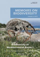 Biodiversity of the Mediterranean Basin, Volume 1