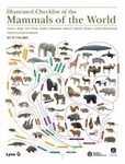 Illustrated Checklist of the Mammals of the World (2-Volume Set)