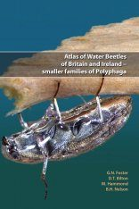 Atlas of Water Beetles of Britain and Ireland – Smaller Families of Polyphaga