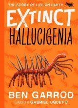 Extinct: Hallucigenia
