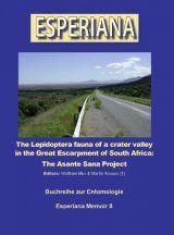 Esperiana Memoir, Volume 8: The Lepidoptera fauna of a Crater Valley in the Great Escarpment of South Africa