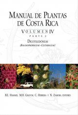 Manual de Plantas de Costa Rica: Volumen 4, Parte 2