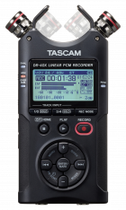 Tascam DR-40x Portable Handheld Recorder