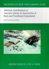 Altitude Distribution of Vascular Plants in Mountains of East and Northeast Greenland