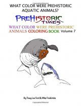 What Color were Prehistoric Aquatic Animals?
