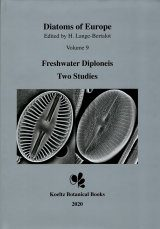 Diatoms of Europe, Volume 9: Freshwater Diploneis: Two Studies