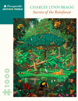 Secrets of the Rainforest 1,000-piece Jigsaw Puzzle