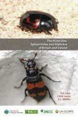 The Histeridae, Sphaeritidae and Silphidae of Britain and Ireland